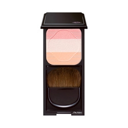 SHISEIDO Румяна Face Color Enhancing Trio OR1 Peach, 7 г