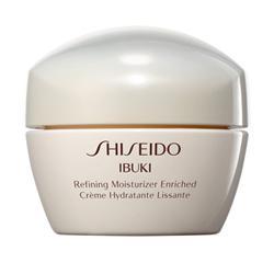 SHISEIDO Обогащённый увлажняющий крем, выравнивающий поверхность кожи, iBUKI 50 мл