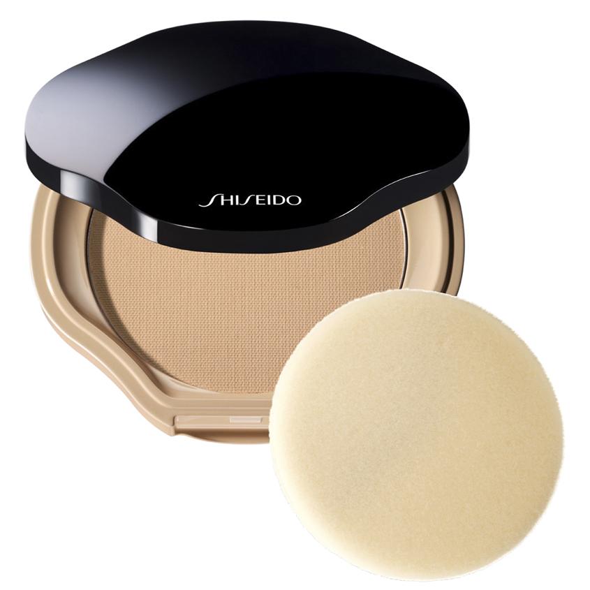 женская пудра shiseido