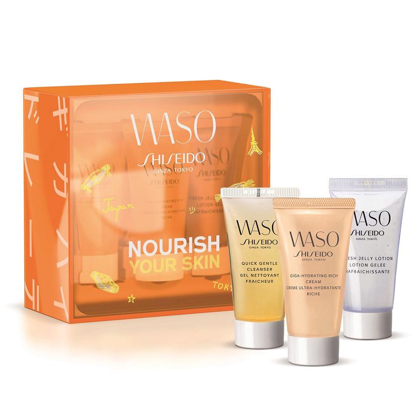 Купить SHISEIDO Программа для ухода за кожей II WASO