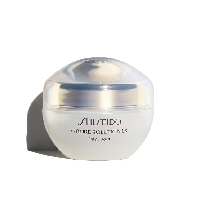 Купить SHISEIDO Крем для комплексной защиты кожи E FUTURE SOLUTION LX