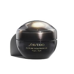 SHISEIDO Крем для комплексного обновления кожи E FUTURE SOLUTION LX 50 мл shiseido очищающая эмульсия с кремовой текстурой 200 мл