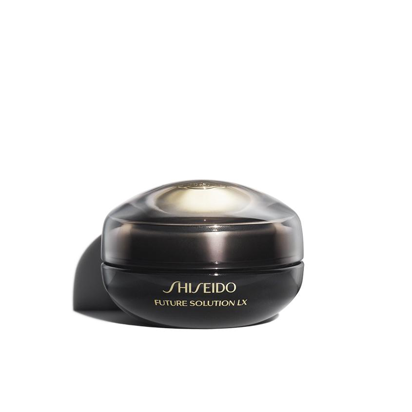 SHISEIDO Крем для восстановления кожи контура глаз и губ E FUTURE SOLUTION LX