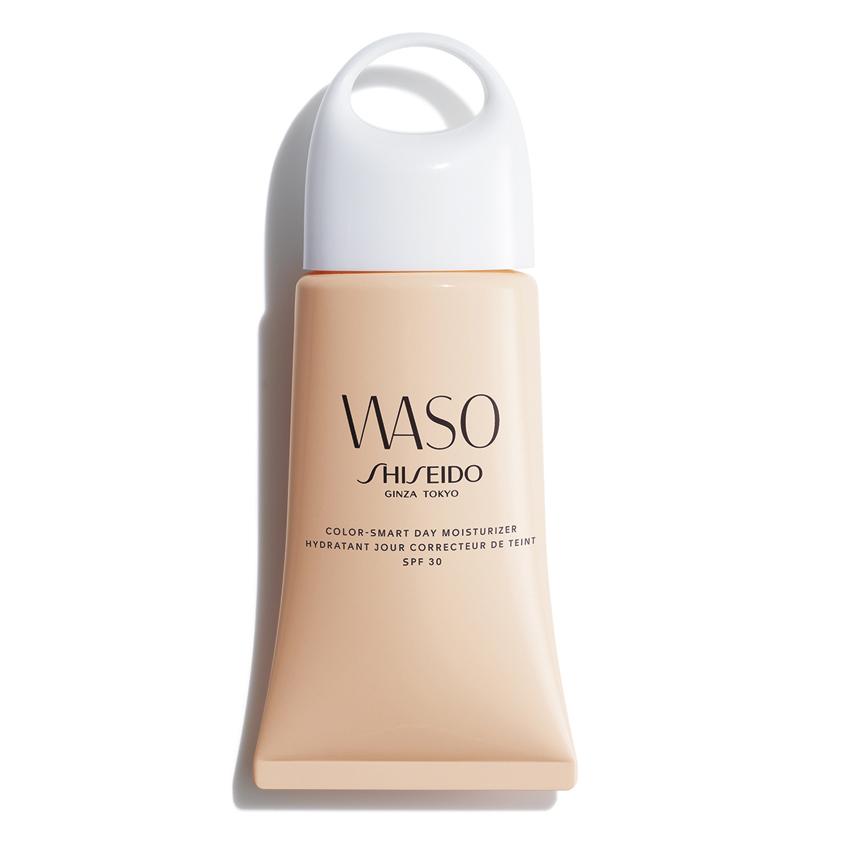 Купить SHISEIDO Смарт-крем: увлажнение и ровный тон WASO