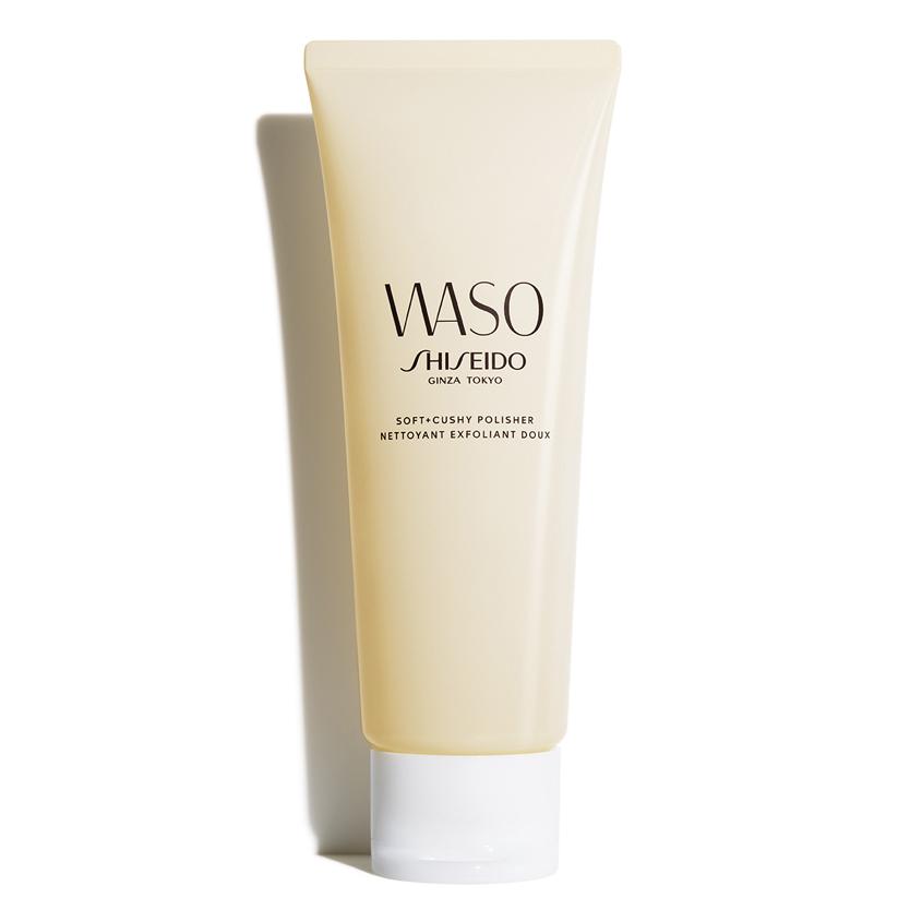 Купить SHISEIDO Мягкий эксфолиант для улучшения текстуры кожи WASO
