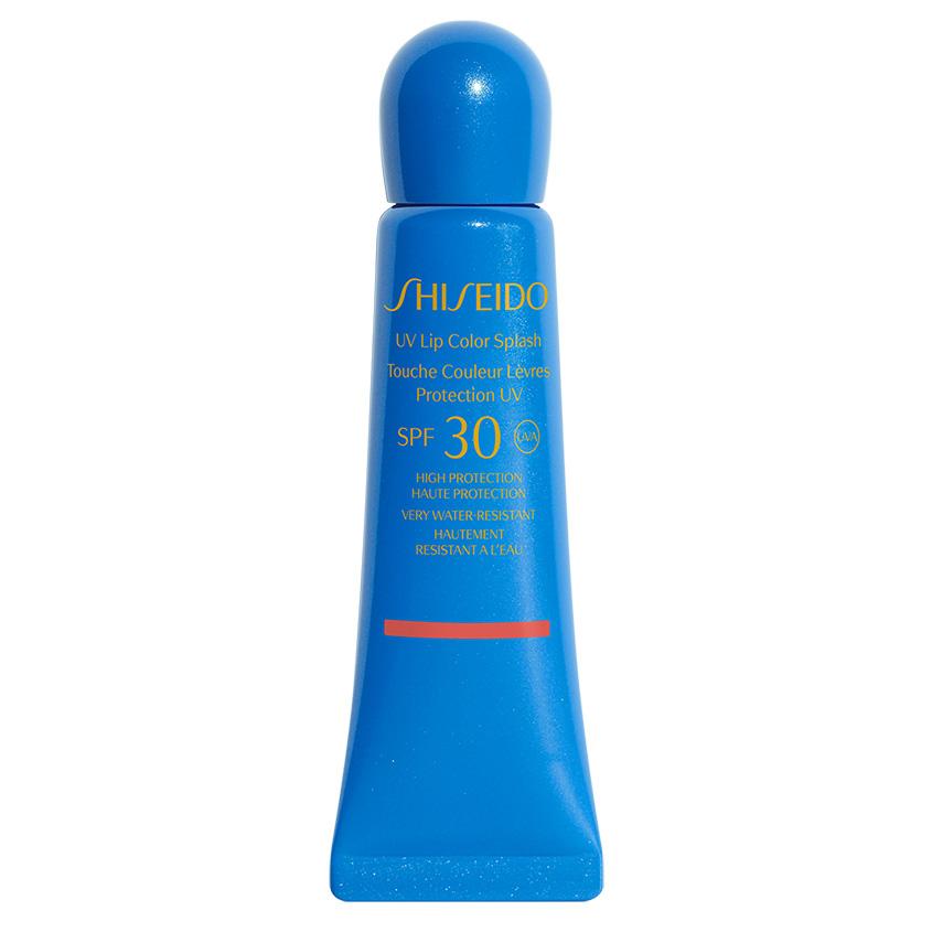 SHISEIDO SUNCARE Солнцезащитный блеск для губ SPF30.