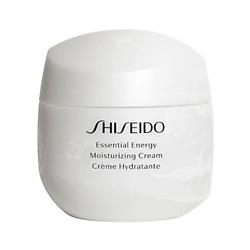 SHISEIDO Увлажняющий энергетический крем Essential Energy 50 мл shiseido очищающая эмульсия с кремовой текстурой 200 мл
