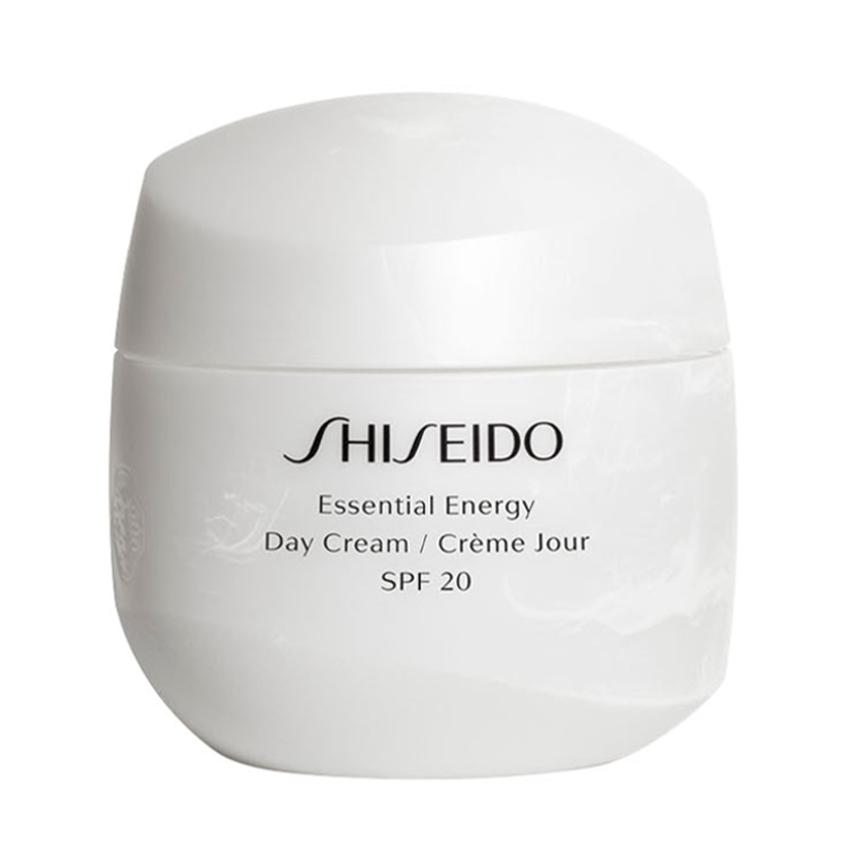 SHISEIDO Дневной энергетический крем SPF 20 Essential Energy