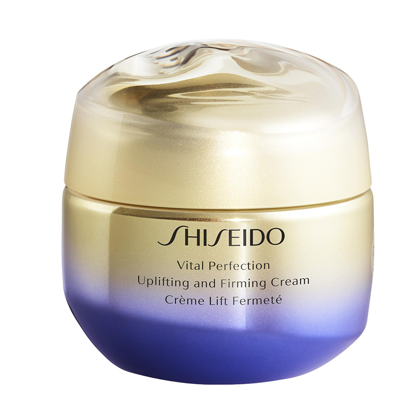 SHISEIDO Лифтинг-крем, повышающий упругость кожи VITAL PERFECTION фото