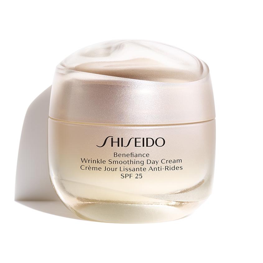 Купить SHISEIDO Дневной крем для лица, разглаживающий морщины BENEFIANCE WRINKLE SMOOTHING DAY CREAM