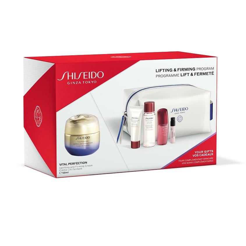 женское лифтинг и омоложение shiseido