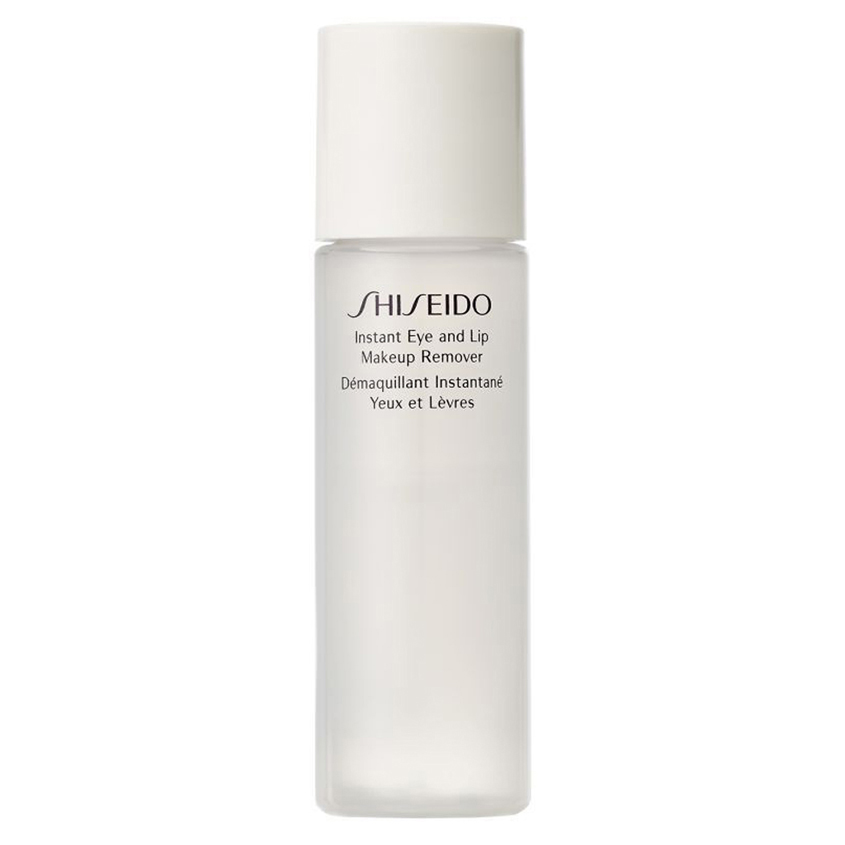 SHISEIDO Средство для снятия макияжа с глаз и губ The Skincare