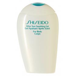SHISEIDO Успокаивающий гель для ухода за кожей тела после пребывания на солнце 150 мл