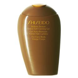 SHISEIDO Гель-автозагар для лица и тела ускоренного действия 150 мл