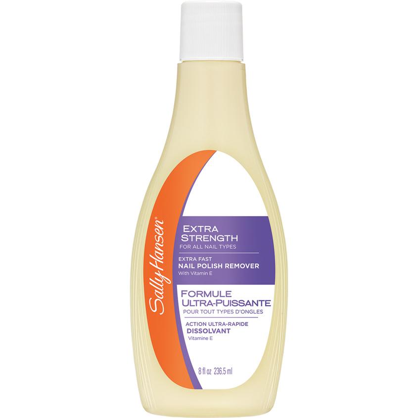 SALLY HANSEN Интенсивная укрепляющая жидкость для снятия лака