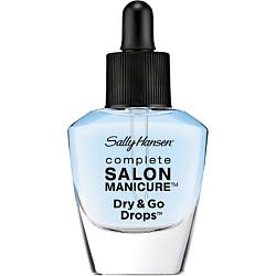 SALLY HANSEN Капли для быстрого высушивания лака DryGo Drops 11 мл