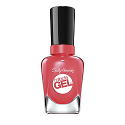 SALLY HANSEN SALLY HANSEN Гель лак для ногтей Miracle Gel CUBA № 141, 14,7 мл гель лак для ногтей sally hansen miracle gel 754 цвет 754 prince char mint variant hex name 77c9b8