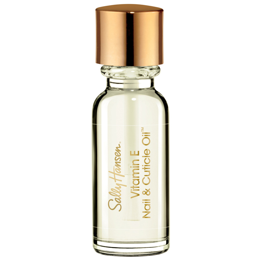 SALLY HANSEN Масло для ногтей и кутикулы с витамином Е Vitamin E Nail & Cuticle Oil
