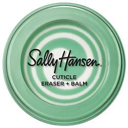 SALLY HANSEN Бальзам для питания и шлифовки кутикулы Salon Manicure Cuticle Eraser + Balm 8 мл уход за кутикулой sally hansen 18k gold cuticle eraser объем 6 8 мл