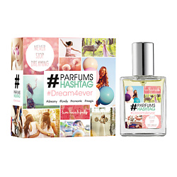 HASHTAG PARFUMS DreamFor Ever Туалетная вода, спрей 30 мл holy land perfect time advanced firm