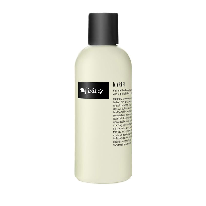 SOLEY ORGANICS Шампунь для тела и волос