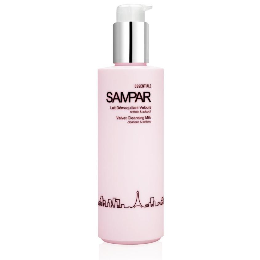 Купить SAMPAR PARIS Молочко для лица для снятия макияжа