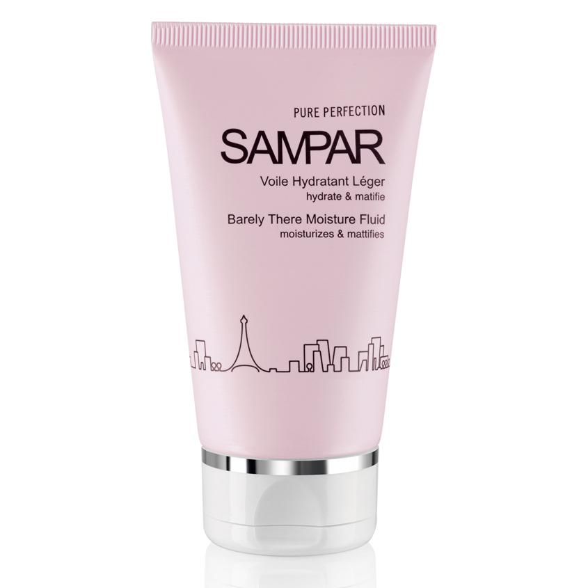 SAMPAR PARIS Крем-флюид для лица матирующий