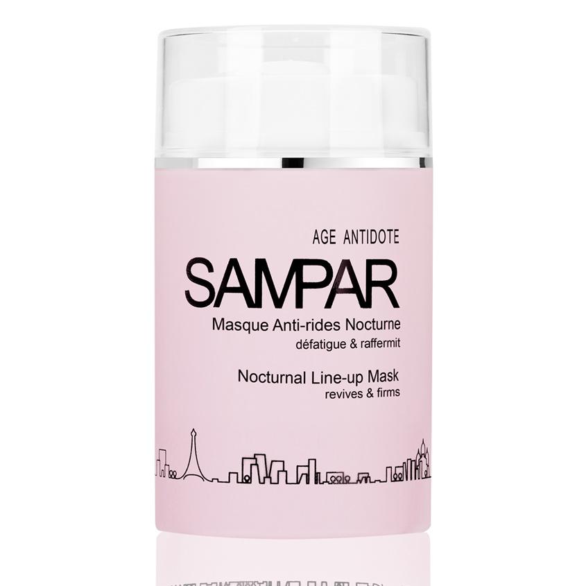 Купить SAMPAR PARIS Маска для лица ночная антивозрастная