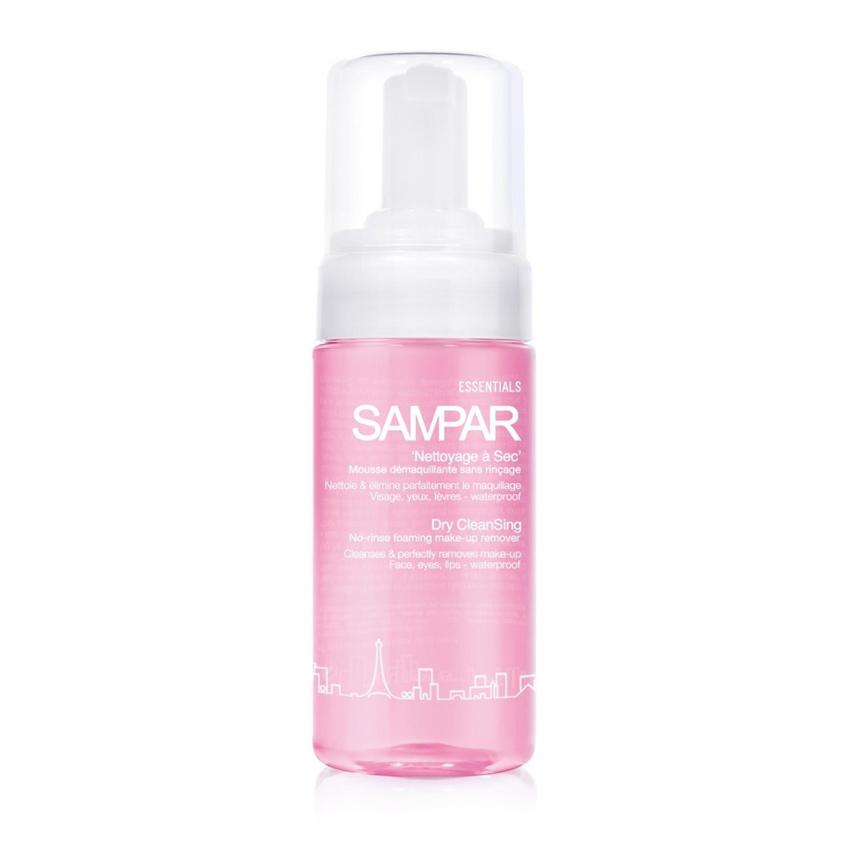 Купить SAMPAR PARIS Мусс для лица для снятия макияжа очищение без воды
