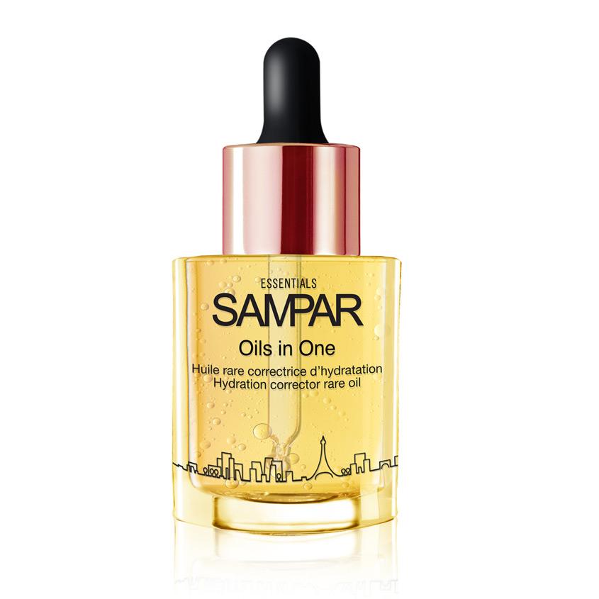 Купить SAMPAR PARIS Масло для лица корректирующее, увлажняющее