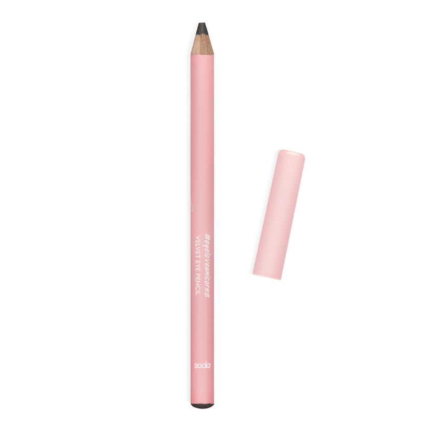 женский карандаш для глаз soda