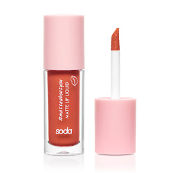 SODA MATTE LIP LIQUID #matteaboutyou МАТОВАЯ ПОМАДА 011 SAY MY NAME
