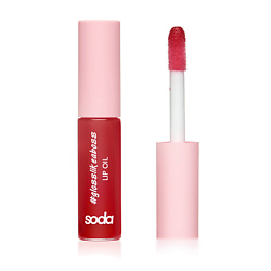 SODA LIP OIL #glosslikeaboss МАСЛО ДЛЯ ГУБ 001 FREAKIN' FEARLESS  9,6 мл