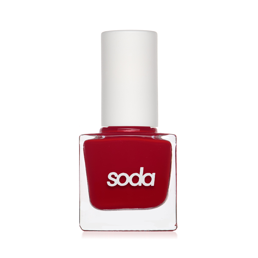 SODA SO NAILS #letsnailit ЛАК ДЛЯ НОГТЕЙ