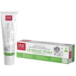 SPLAT Зубная паста MEDICAL HERBS 40 мл
