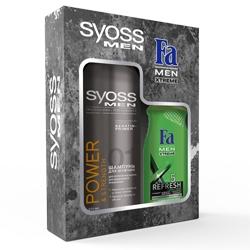 SYOSS ����� Syoss MEN + Fa MEN