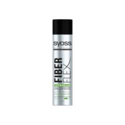 цена на SYOSS SYOSS Лак для волос экстрасильной фиксации FiberFlex Упругая Фиксация 400 мл