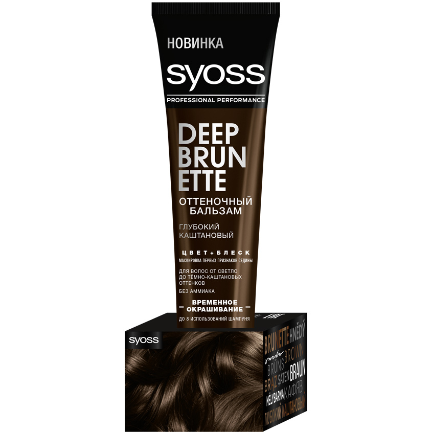 SYOSS Бальзам оттеночный для волос COLOR FULL