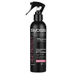 SYOSS Термозащитный спрей для укладки Heat Protect 250 мл