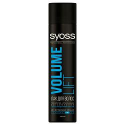 SYOSS Лак для волос Volume Lift 400 мл