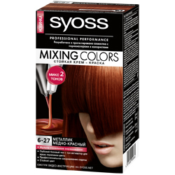 SYOSS ������� ����-������ Mixing Colors 1-18 ������� ������� ����