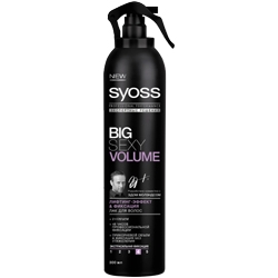 SYOSS ��� ��� ����� �������-������ & �������� Big SEXY VOLUME