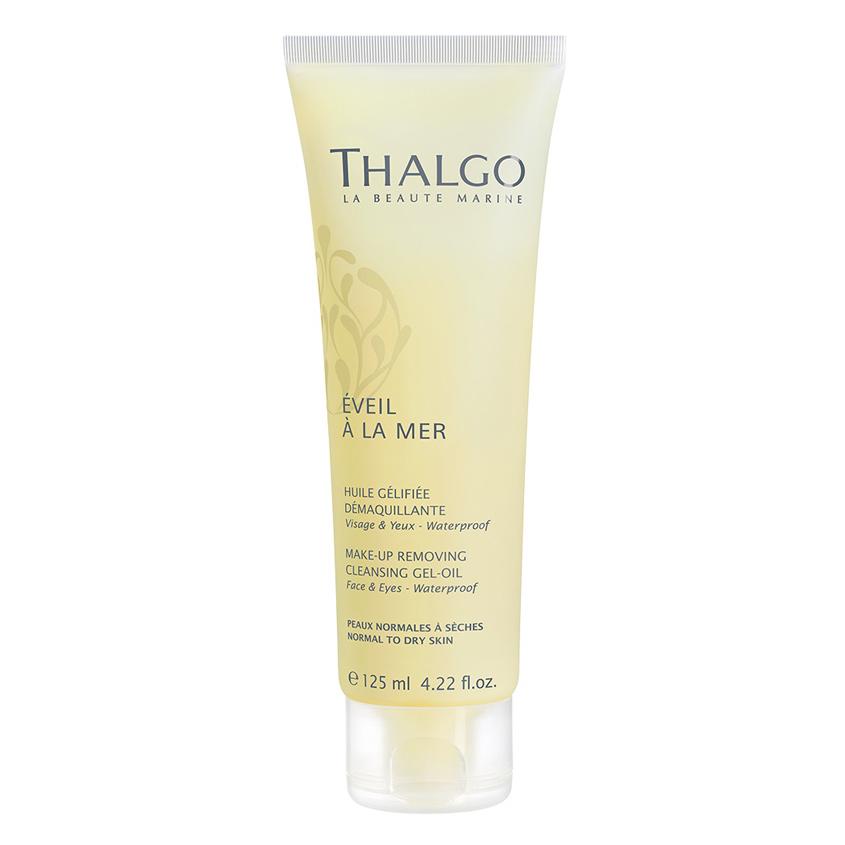 Купить THALGO Гель-масло трансформирующееся для снятия макияжа 125мл