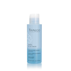 THALGO Экспресс-средство для снятия макияжа с глаз и губ 125 мл