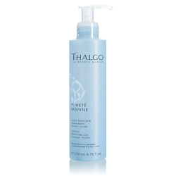THALGO Гель для лица очищающий с морскими экстрактами 200 мл thalgo тальгомен очищающий гель для лица 150 мл