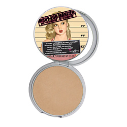 THE BALM Хайлайтер Mary Lou Manizer 8,5 г хайлайтеры thebalm хайлайтер betty lou manizer
