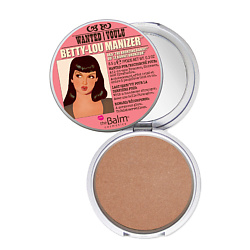 THE BALM Хайлайтер Betty-Lou Manizer 8,5 г хайлайтеры thebalm хайлайтер betty lou manizer