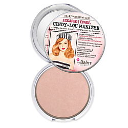 THE BALM Хайлайтер Cindy Lou Manizer 8,5 г хайлайтеры thebalm хайлайтер betty lou manizer