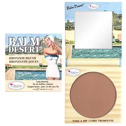 Купить THE BALM Бронзирующая пудра-румяна Balm Desert 6, 6 г