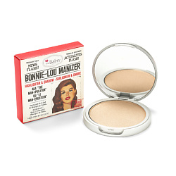 THE BALM Хайлайтер BONNIE-LOU MANIZER 8,5 г хайлайтеры thebalm хайлайтер betty lou manizer